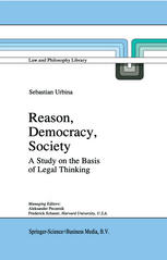 Reason, Democracy, Society: A Study on the Basis of Legal Thinking