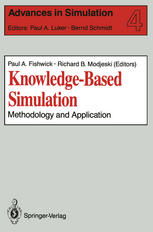 Knowledge-Based Simulation: Methodology and Application