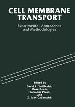 Cell Membrane Transport: Experimental Approaches and Methodologies