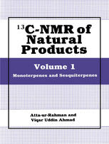 13C-NMR of Natural Products, Volume 1: Monoterpenes and Sesquiterpenes