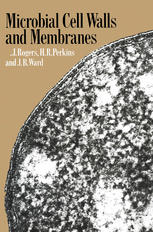 Microbial Cell Walls and Membranes