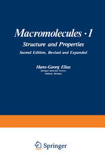Macromolecules · 1: Volume 1: Structure and Properties