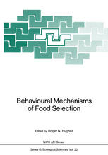 Behavioural Mechanisms of Food Selection