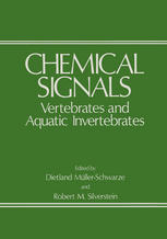Chemical Signals: Vertebrates and Aquatic Invertebrates
