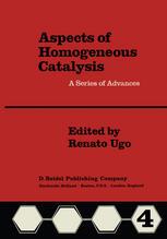 Aspects of Homogeneous Catalysis