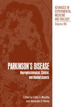 Parkinson's Disease: Neurophysiological, Clinical, and Related Aspects