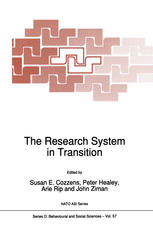 The Research System in Transition