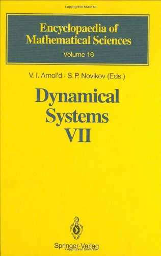 Dynamical Systems VII: Integrable Systems, Nonholonomic Dynamical Systems
