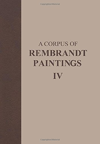 A corpus of Rembrandt paintings : Stichting Foundation Rembrandt Research Project / 2 1631-1634