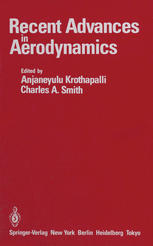 Recent Advances in Aerodynamics: Proceedings of an International Symposium held at Stanford University, August 22–26, 1983