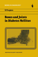 Bones and Joints in Diabetes Mellitus