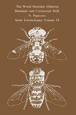 The World Oestridae (Diptera), Mammals and Continental Drift