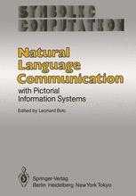 Natural Language Communication with Pictorial Information Systems