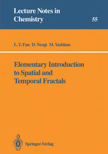 Elementary Introduction to Spatial and Temporal Fractals