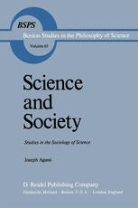 Science and Society: Studies in the Sociology of Science