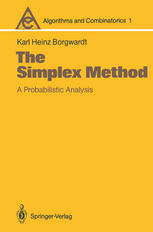 The Simplex Method: A Probabilistic Analysis