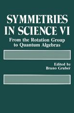 Symmetries in Science VI: From the Rotation Group to Quantum Algebras