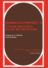 Bioelectrochemistry III: Charge Separation Across Biomembranes