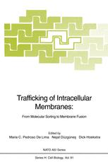 Trafficking of Intracellular Membranes:: From Molecular Sorting to Membrane Fusion