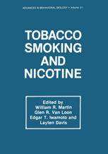 Tobacco Smoking and Nicotine: A Neurobiological Approach