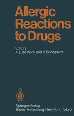 Allergic Reactions to Drugs