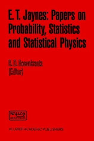 papers on probability statistics and statistical physics