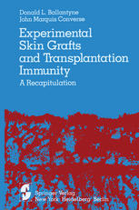 Experimental Skin Grafts and Transplantation Immunity: A Recapitulation