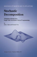 Stochastic Decomposition: A Statistical Method for Large Scale Stochastic Linear Programming
