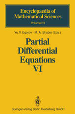 Partial Differential Equations VI: Elliptic and Parabolic Operators