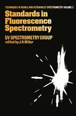 Standards in Flourescence Spectrometry: Ultraviolet Spectrometry Group