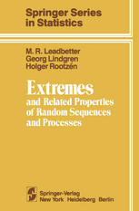 Extremes and Related Properties of Random Sequences and Processes