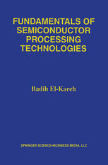 Fundamentals of Semiconductor Processing Technology