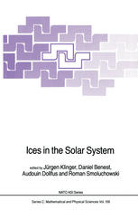 Ices in the Solar System