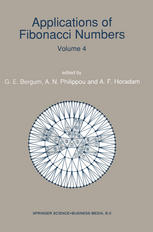 Applications of Fibonacci Numbers: Volume 4 Proceedings of 'The Fourth International Conference on Fibonacci Numbers and Their Applications', Wake For