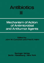 Mechanism of Action of Antimicrobial and Antitumor Agents