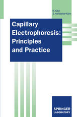 Capillary Electrophoresis: Principles and Practice