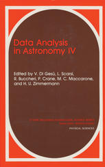 Data Analysis in Astronomy IV