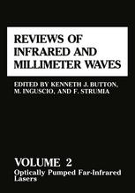 Reviews of Infrared and Millimeter Waves: Volume 2 Optically Pumped Far-Infared Laser