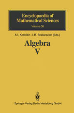 Algebra V: Homological Algebra
