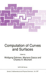 Computation of Curves and Surfaces