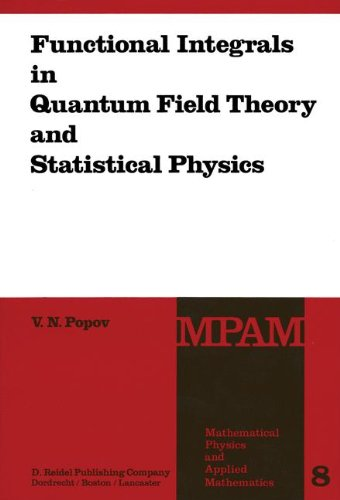 Functional Integrals in Quantum Field Theory and Statistical Physics (Mathematical Physics and Applied Mathematics)