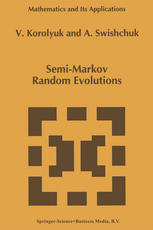 Semi-Markov Random Evolutions