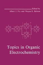 Topics in Organic Electrochemistry