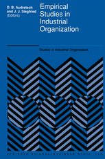 Empirical Studies in Industrial Organization: Essays in Honor of Leonard W. Weiss