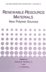 Renewable-Resource Materials: New Polymer Sources
