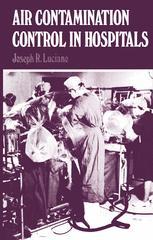 Air Contamination Control in Hospitals