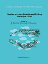 Studies on Large Branchiopod Biology and Aquaculture