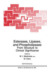 Esterases, Lipases, and Phospholipases: From Structure to Clinical Significance