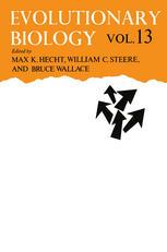 Evolutionary Biology: Volume 13