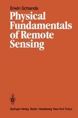Physical Fundamentals of Remote Sensing